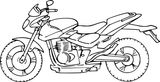 Imprimer le coloriage : Moto, numéro aa7845f8