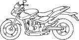 Imprimer le coloriage : Moto, numéro ee691774