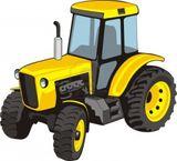 Imprimer le dessin en couleurs : Tracteur, numéro 203071
