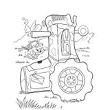 Coloriages imprimer v hicules tracteur page 12 - Tracteur tom avion ...