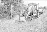 Imprimer le coloriage : Tracteur, numéro 53743