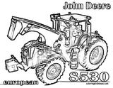 Imprimer le coloriage : Tracteur, numéro 5c209613