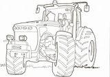 Imprimer le coloriage : Tracteur, numéro 63822d