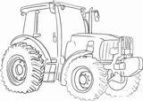 Imprimer le coloriage : Tracteur, numéro 7624