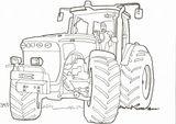 Imprimer le coloriage : Tracteur, numéro 9355cfab