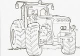 Imprimer le coloriage : Tracteur, numéro a4f76ab2