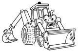 Imprimer le coloriage : Tracteur, numéro b5814755