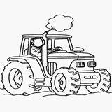 Imprimer le coloriage : Tracteur, numéro efe2f586