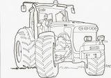 Imprimer le coloriage : Tracteur, numéro f1c8d7ec