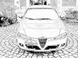 Imprimer le coloriage : Alfa Romeo, numéro 162850