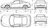 Imprimer le coloriage : Alfa Romeo, numéro 297379
