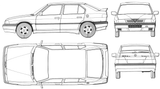 Imprimer le coloriage : Alfa Romeo, numéro 56424