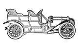 Imprimer le coloriage : Aston Martin, numéro 105493