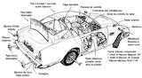 Imprimer le coloriage : Aston Martin, numéro 607904