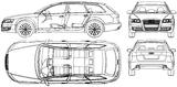Imprimer le coloriage : Audi, numéro 105522