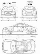 Imprimer le coloriage : Audi, numéro 166898
