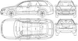 Imprimer le coloriage : Audi, numéro 266821