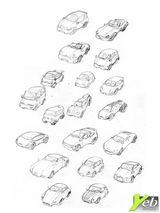 Imprimer le coloriage : Audi, numéro 7686