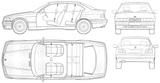 Imprimer le coloriage : BMW, numéro 105553