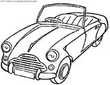 Imprimer le coloriage : BMW, numéro 3828