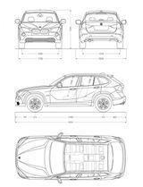 Imprimer le coloriage : BMW, numéro 614887