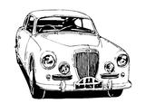 Imprimer le coloriage : Bentley, numéro 148468