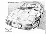 Imprimer le coloriage : Chevrolet, numéro 104599
