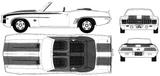Imprimer le coloriage : Chevrolet, numéro 104600