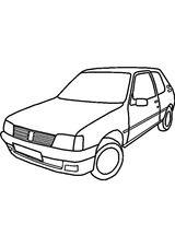 Imprimer le coloriage : Chevrolet, numéro 7a30f794