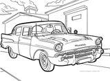 Imprimer le coloriage : Chevrolet, numéro fe41207