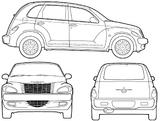 Imprimer le coloriage : Chrysler, numéro 105652