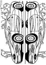 Imprimer le coloriage : Chrysler, numéro 105660