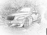 Imprimer le coloriage : Chrysler, numéro 253125