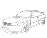 Imprimer le coloriage : Chrysler, numéro 25efc79a