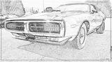 Imprimer le coloriage : Dodge, numéro 104699