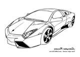Imprimer le coloriage : Dodge, numéro 3c778a7a