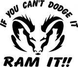 Imprimer le coloriage : Dodge, numéro 48aad894