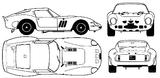 Imprimer le coloriage : Ferrari, numéro 114631