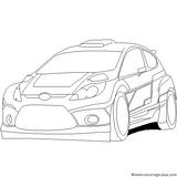Imprimer le coloriage : Ford, numéro 104787