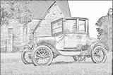 Imprimer le coloriage : Ford, numéro 104795