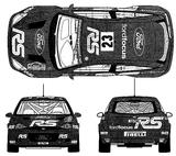 Imprimer le coloriage : Ford, numéro 114511