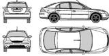 Imprimer le coloriage : Ford, numéro 162831