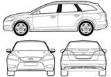 Imprimer le coloriage : Ford, numéro 297307
