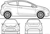 Imprimer le coloriage : Ford, numéro 339218
