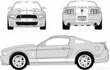 Imprimer le coloriage : Ford, numéro 575797
