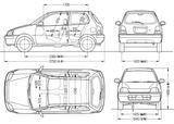 Imprimer le coloriage : Honda, numéro 104813