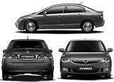 Imprimer le coloriage : Honda, numéro 104815