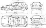 Imprimer le coloriage : Honda, numéro 104820