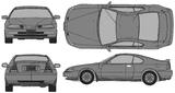 Imprimer le coloriage : Honda, numéro 104823