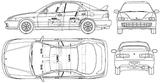 Imprimer le coloriage : Honda, numéro 104848